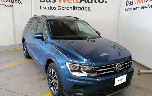 En venta carro Volkswagen Tiguan 2018 en excelente estado