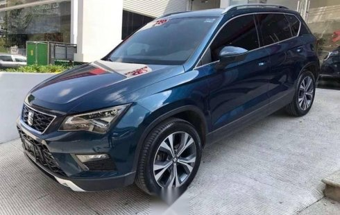 Urge!! Vendo excelente Seat Ateca 2018 Automático en en Álvaro Obregón