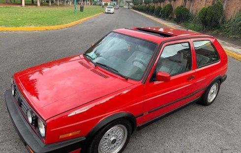 Tengo que vender mi querido Volkswagen GTI 1991