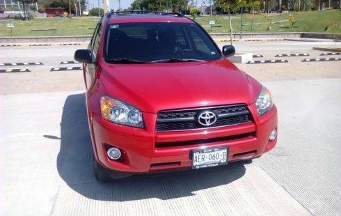Toyota RAV4 2012 barato en Aguascalientes