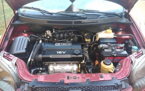 Chevrolet Aveo impecable en Tlalpan