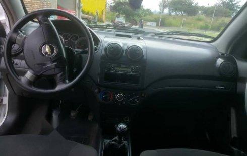 Chevrolet Aveo impecable en Tonalá más barato imposible
