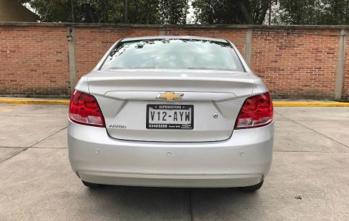 En venta un Chevrolet Aveo 2018 Automático muy bien cuidado