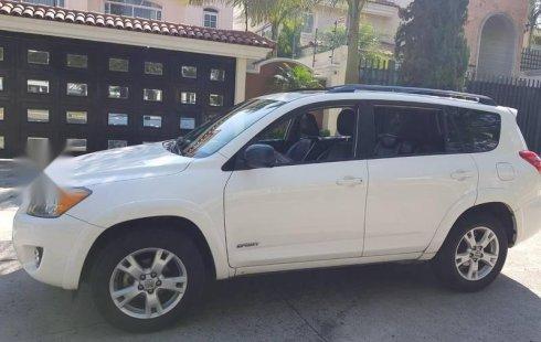 En venta un Toyota RAV4 2011 Automático en excelente condición