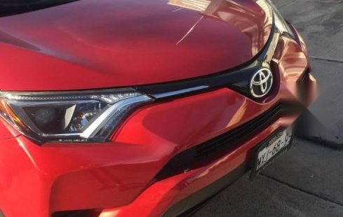 Precio de Toyota RAV4 2016