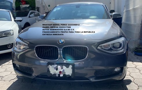 Equipado BMW 118I 2015 Puebla