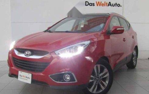 En venta carro Hyundai ix35 2015 en excelente estado