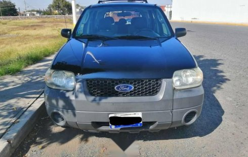 Tengo que vender mi querido Ford Escape 2006