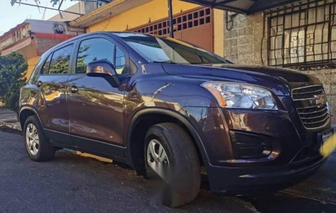 En venta carro Chevrolet Trax 2016 en excelente estado