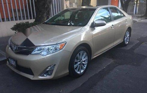 Llámame inmediatamente para poseer excelente un Toyota Camry 2012 Automático