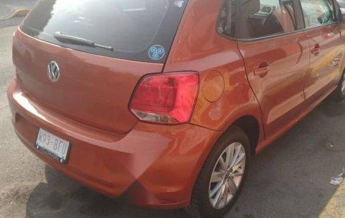 Volkswagen Polo 2017 usado en Iztapalapa
