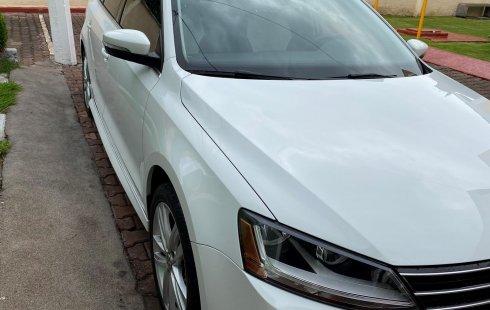 Volkswagen Jetta Sportline Triptronic 2017 Blanco