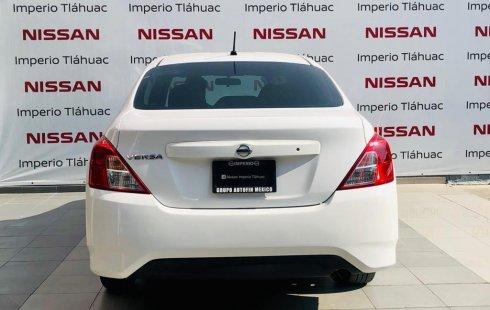 Vendo un Nissan Versa