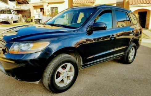 Carro Hyundai Santa Fe 2007 en buen estadode único propietario en excelente estado