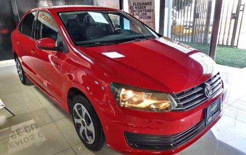 No te pierdas un excelente Volkswagen Vento 2018 Manual en Morelos