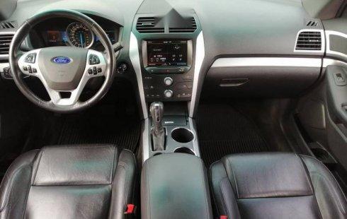 Urge!! Vendo excelente Ford Explorer 2013 Automático en en Benito Juárez