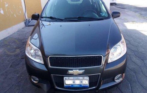 Quiero vender urgentemente mi auto Chevrolet Aveo 2013 muy bien estado