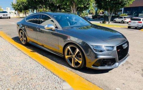Pongo a la venta cuanto antes posible un Audi RS7 en excelente condicción