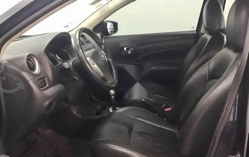 Carro Nissan Versa 2015 en buen estadode único propietario en excelente estado (ID:1511613)
