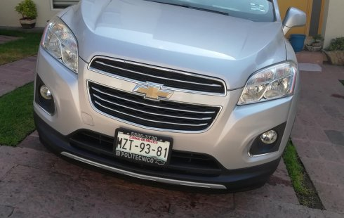 Magnífica Chevrolet Trax Ltz  2016 , Estado de México