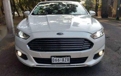 Quiero vender cuanto antes posible un Ford Fusion 2014