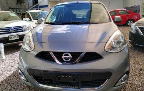 Quiero vender inmediatamente mi auto Nissan March 2016