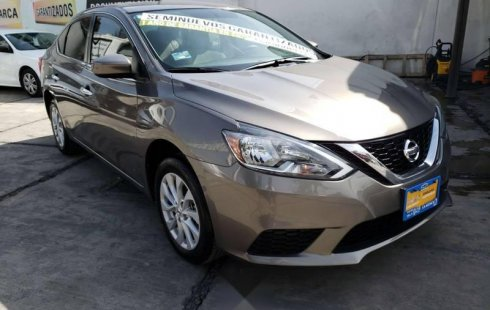Vendo un Nissan Sentra impecable