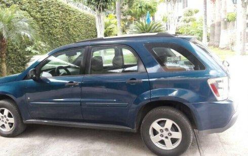 Urge!! Vendo excelente Chevrolet Equinox 2006 Automático en en Morelos