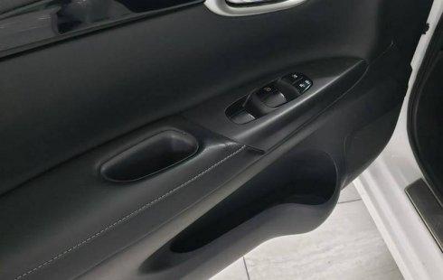 Un Nissan Sentra 2018 impecable te está esperando