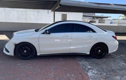 Se vende urgemente Mercedes-Benz Clase CLA 2017 Automático en Guadalajara