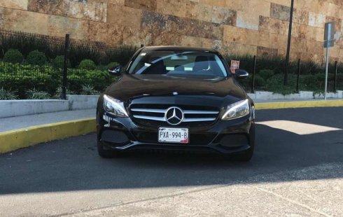 Precio de Mercedes-Benz Clase C 2015