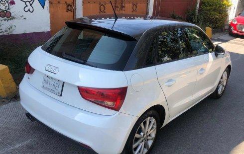 Carro Audi A1 2015 en buen estadode único propietario en excelente estado