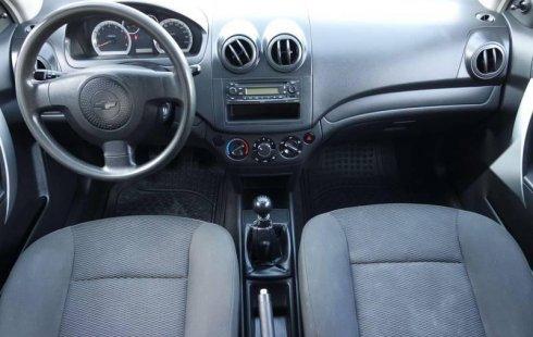 Carro Chevrolet Aveo 2013 en buen estadode único propietario en excelente estado
