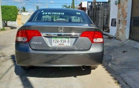Tengo que vender mi querido Honda Civic 2009