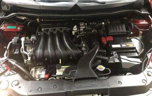 En venta un Nissan Tiida 2011 Manual en excelente condición