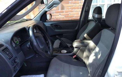 Se vende urgemente Ford Escape 2006 Automático en Tlalpan