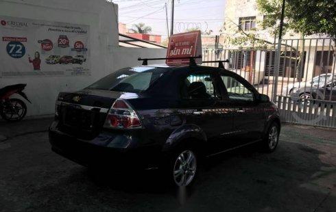 Chevrolet Aveo usado en Guadalajara