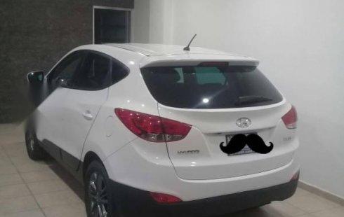 Se vende urgemente Hyundai ix35 2015 Automático en Querétaro
