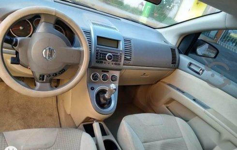 Tengo que vender mi querido Nissan Sentra 2008