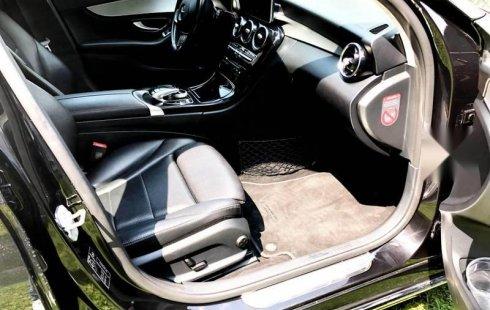 Tengo que vender mi querido Mercedes-Benz Clase C 2015
