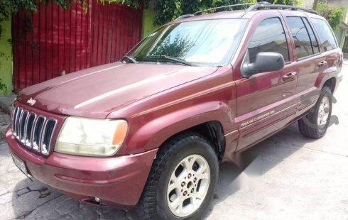 Urge!! Vendo excelente Jeep Grand Cherokee 1999 Automático en en Tlalnepantla de Baz (ID:1525620)