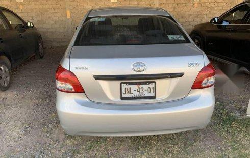 Quiero vender cuanto antes posible un Toyota Yaris 2007