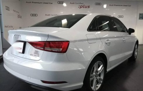 Audi A3 2019 impecable