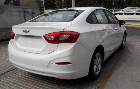 Chevrolet Cruze 2017 impecable