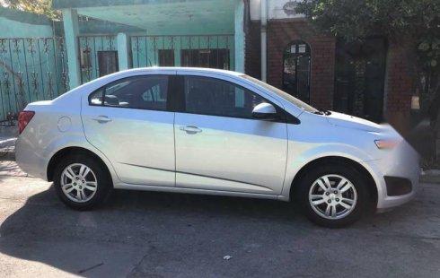 Chevrolet Sonic impecable en General Escobedo