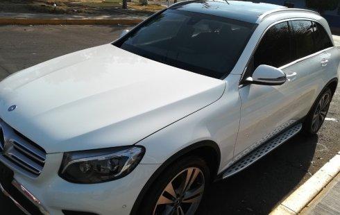 No te pierdas un excelente Mercedes-Benz Clase GLC 2017 Automático en Gustavo A. Madero