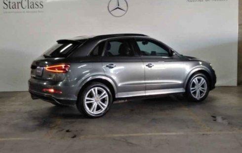 En venta un Audi Q3 2013 Automático muy bien cuidado
