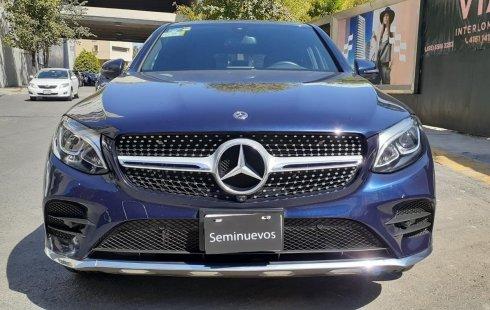 Quiero vender un Mercedes-Benz Clase GLC en buena condicción