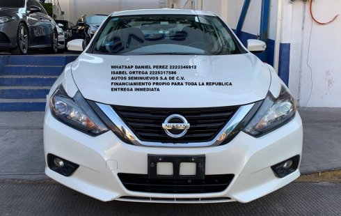 Equipado Altima Advance 2018 Puebla