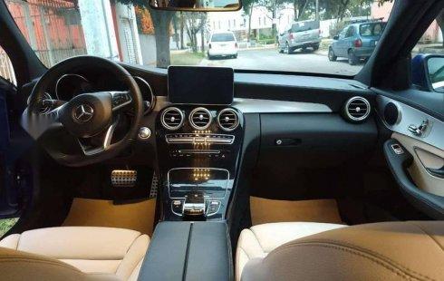 Llámame inmediatamente para poseer excelente un Mercedes-Benz Clase C 2015 Automático